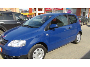 Отзыв Volkswagen Fox 2009