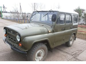 Uaz 31512 сибирский говномес logbook