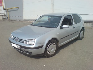 Отзыв Volkswagen Golf 2002