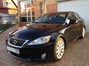 Отзыв Lexus IS 2009