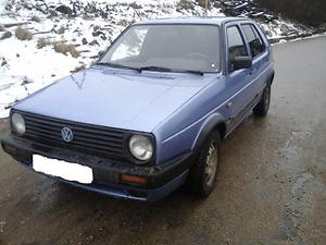 Отзыв Volkswagen Golf 1988
