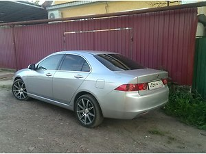Отзыв Honda Accord 2004