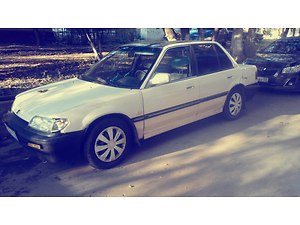 Отзыв Honda Civic 1987