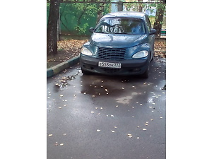 Отзыв Chrysler PT Cruiser 2001