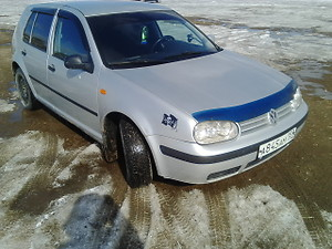 Отзыв Volkswagen Golf 1999