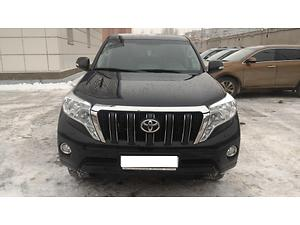 Отзыв Toyota Land Cruiser Prado 2015