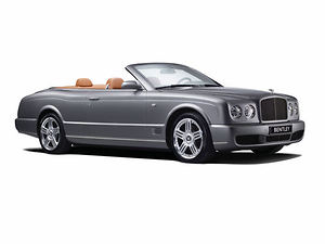 Фото каталог авто Bentley Azure, фото 1