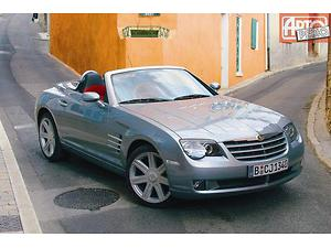 Фото каталог авто Chrysler Crossfire, 3.2, AT, фото 1