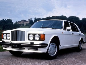 Фото каталог авто Bentley Turbo R, фото 1