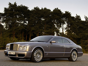 Фото каталог авто Bentley Brooklands, фото 1