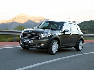 Фото каталог авто MINI Countryman, фото 1
