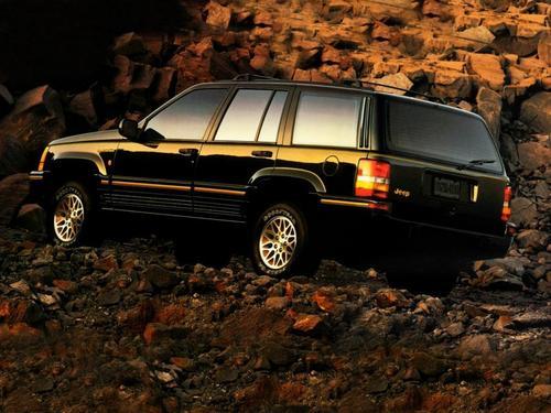 jeep grand cherokee фото