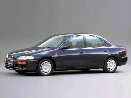 Автомобиль Mazda Familia Мазда…