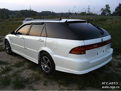 honda accord wagon 2001