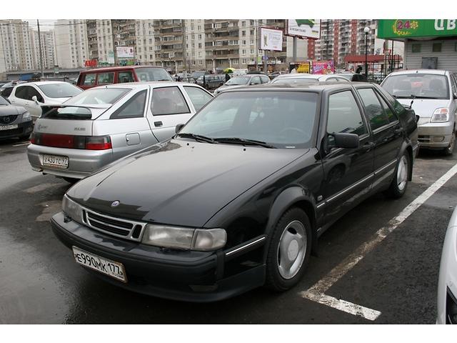 Saab 9000 краснодар