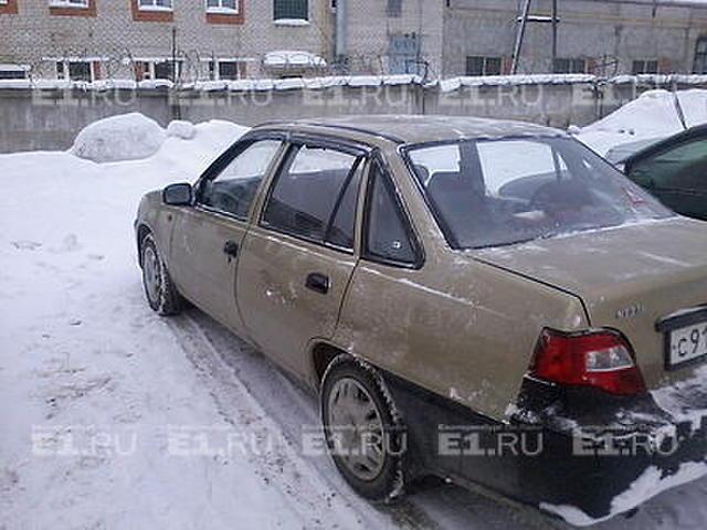 Daewoo nexia екатеринбург фото