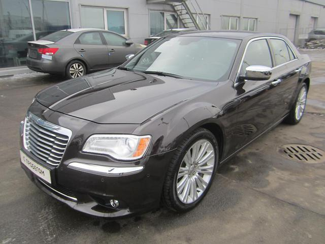 Chrysler 300С  Санкт-Петербург 2012 1