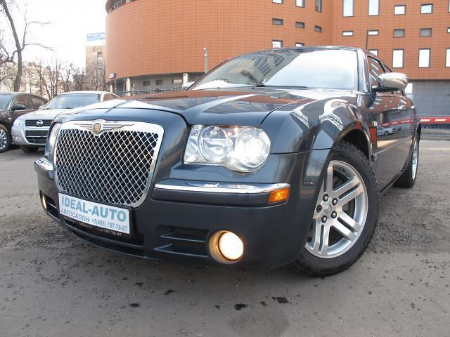 Chrysler 300С  Москва 2008 1