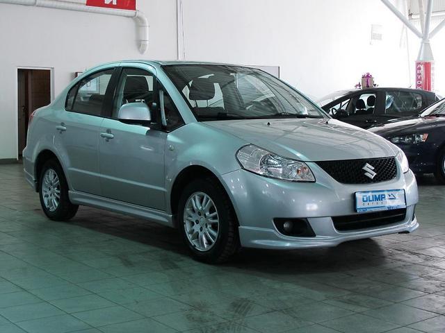 Suzuki sx4 москва фото