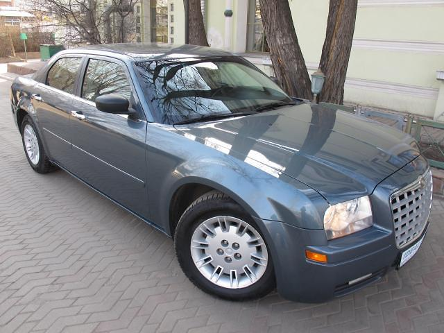 Chrysler 300С  Москва 2006 1