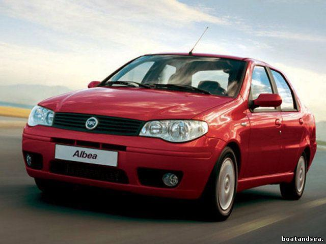 Economic Cars Fiat Albea