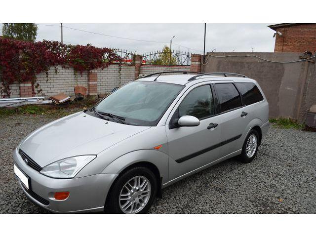форд фокус универсал б 18 бензин характеристика 2004г Даховской (Майкопский