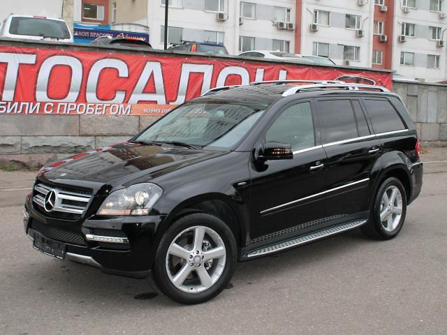 Mercedes-Benz GL-класс  Москва 2009 1
