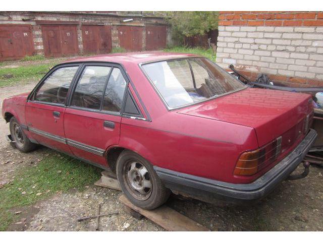 Opel москва фото