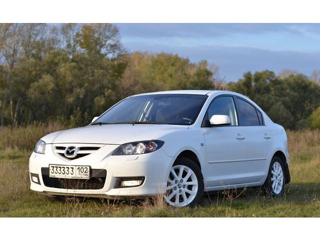 Mazda уфа фото