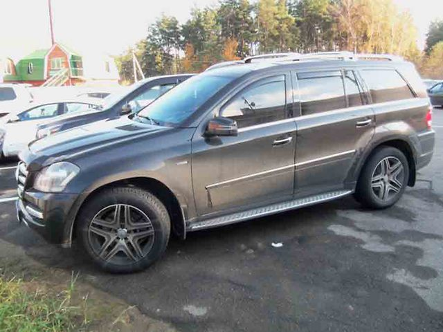 Mercedes-Benz GL-класс  Москва 2012 1