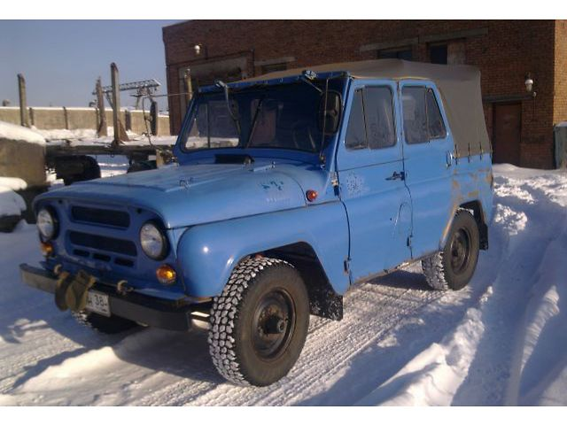 Уаз 31512 1992 года (иркутск)