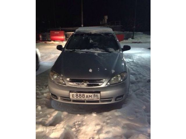 Chevrolet Lacetti  Ханты-Мансийск 2008 1