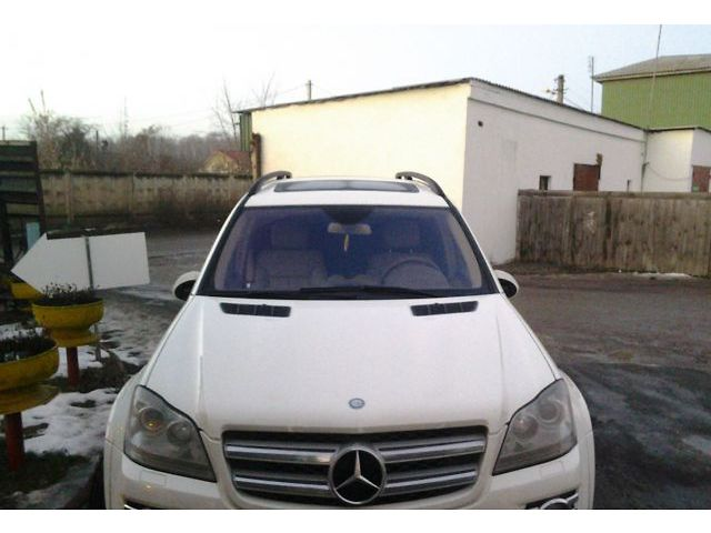 Mercedes-Benz GL-класс  Москва 2008 1