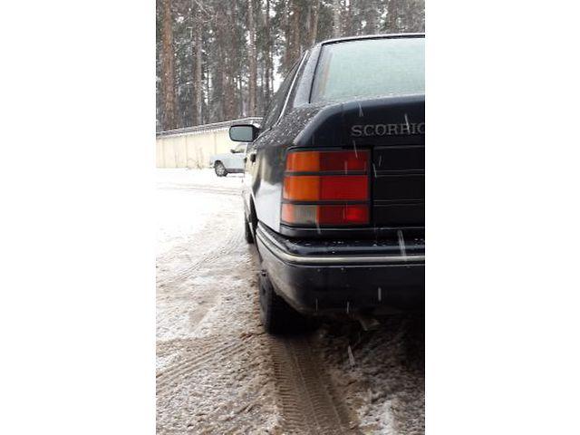 общепринятая сегодняшний форд скорпио 1990 в москве ребенку выбирайте