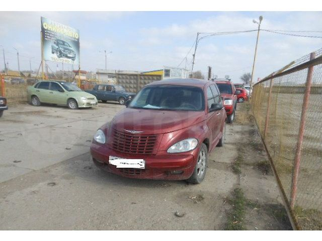 Chrysler PT Cruiser  Астрахань 2001 1