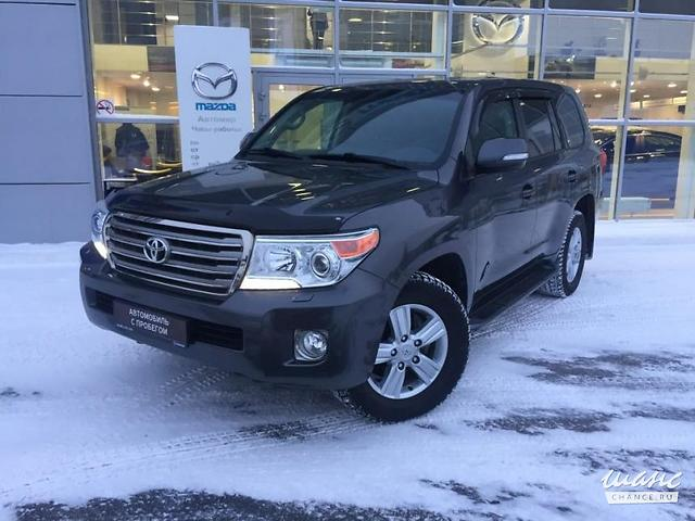 Toyota Land Cruiser  Архангельск 2014 1