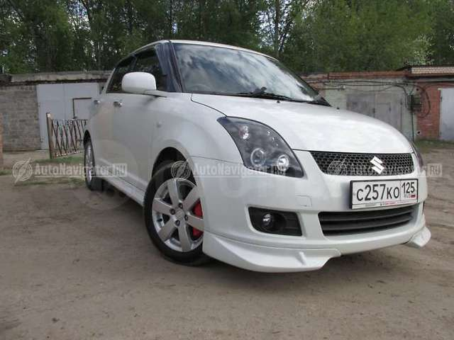 Suzuki Swift  Омск 2009 1