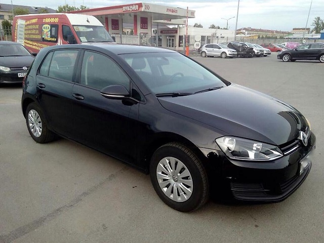 Volkswagen Golf  Киров 2014 1