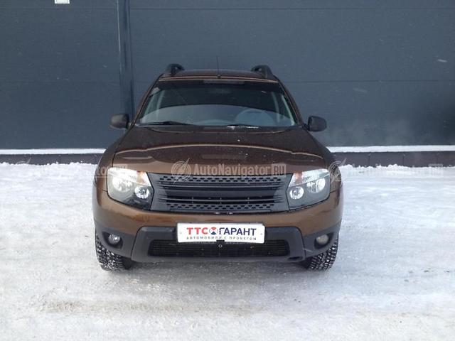 Renault Duster  Чебоксары 2015 1