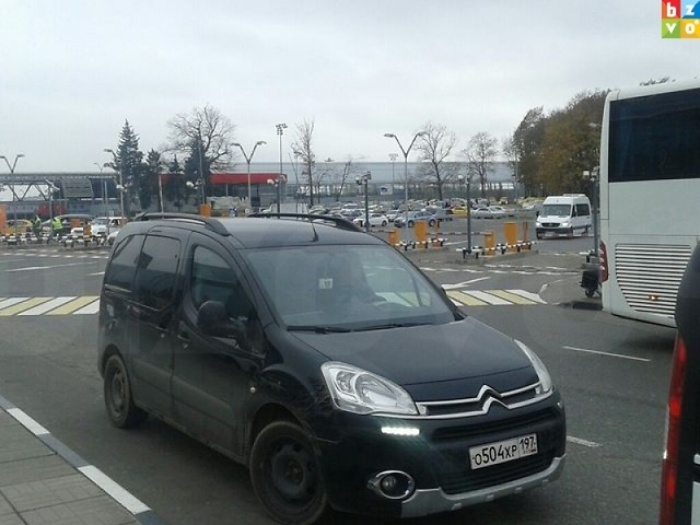 Citroen Berlingo  Москва 2013 1