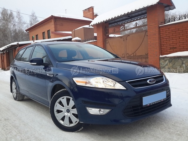 Ford Mondeo  Челябинск 2012 1