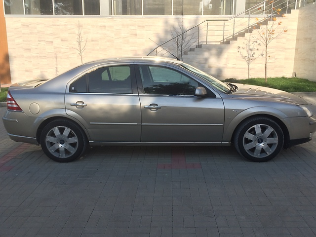 Ford Mondeo  Краснодар 2004 1